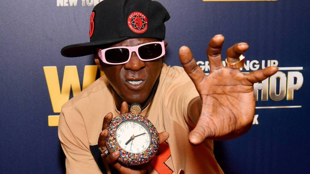 Flavor Flav Says Dr. Dre's Upcoming Album Is 'Getting Ready To Come Out' — & He's On It