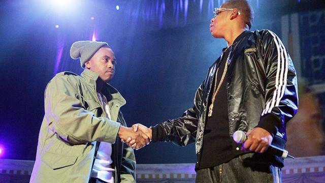 JAY-Z DISSED NAS ONCE ABOUT PUBLISHING PROBLEMS, BUT MC SERCH IS SETTING THE RECORD STRAIGHT.
