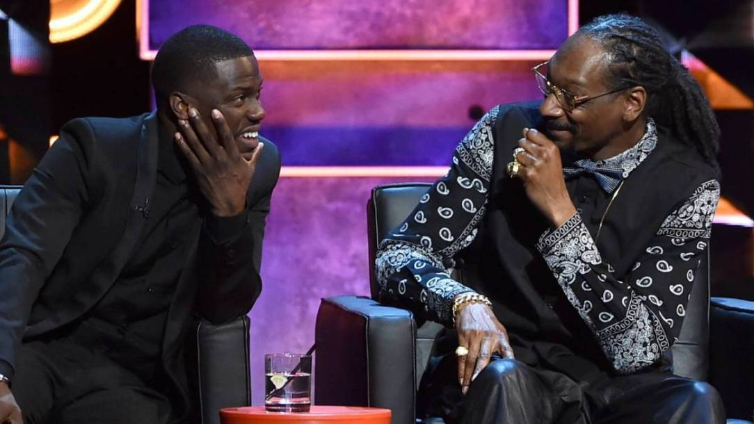Snoop Dogg & Kevin Hart To Recap Tokyo Olympics With NBC Highlights Show