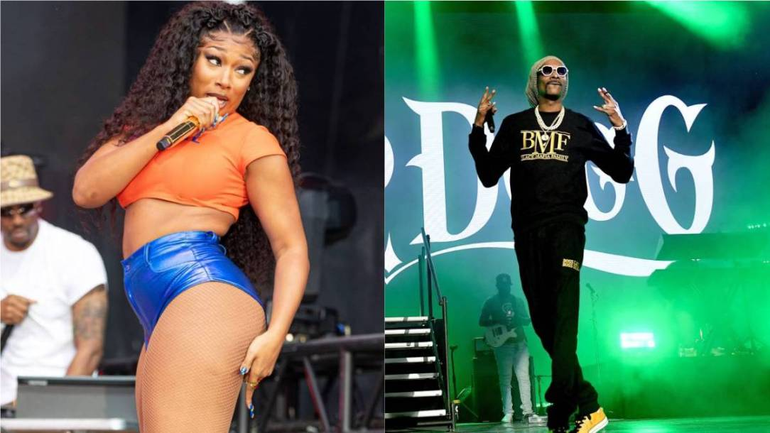 Megan Thee Stallion & Snoop Dogg Adding Hip Hop To 'The Addams Family' Rollout