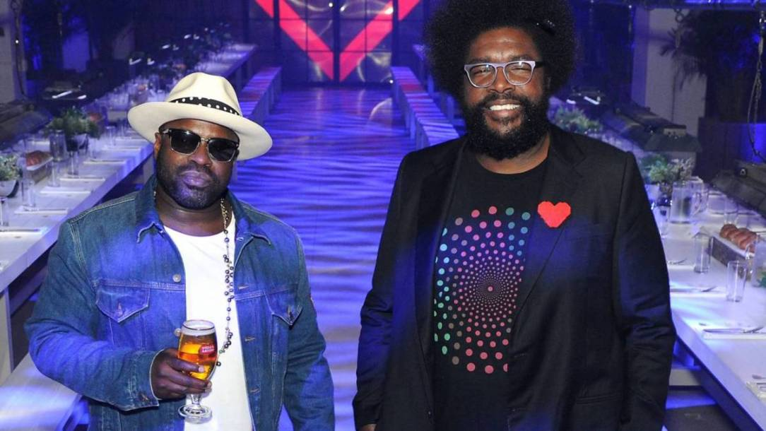 Questlove Says The Roots Have An 'Obvious' Verzuz Opponent - After Their New Album