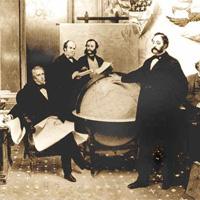 Signing of the Alaska Treaty, 1867