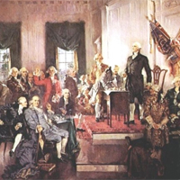 The Constitutional Convention in Philadelphia