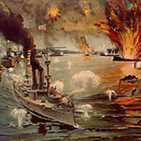 """Battle of Manila Bay"""