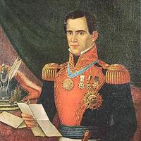 Mexican President Antonio de Santa Anna
