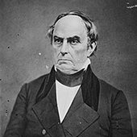 Secretary of State Daniel Webster