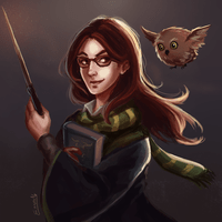 Grace Waterson Slytherin Hogwarts Is Here