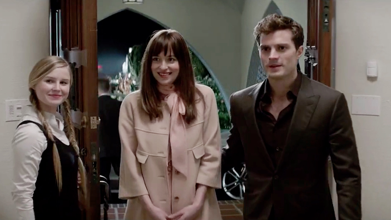 Fifty Shades Of Grey Film Review Hollywood Reporter