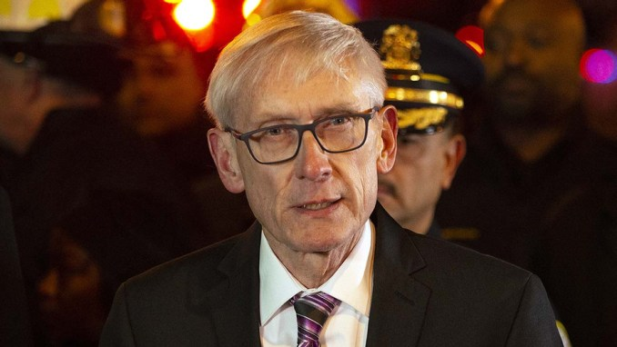 Wisconsin Governor Tony Evers - Getty - H 2020