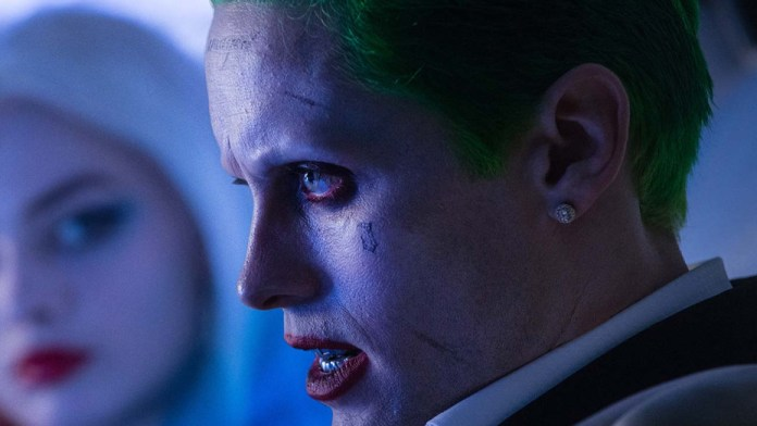 Joker Jared Leto Justice League Snyder Cut DC