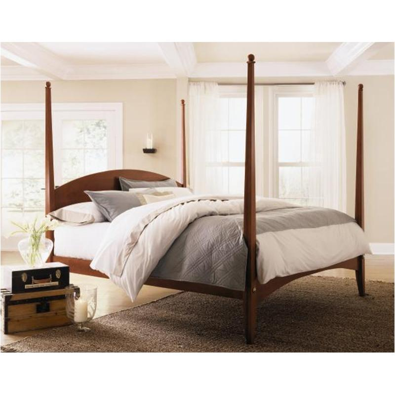 43 146 kincaid furniture gathering house king pencil post bed
