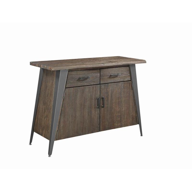 107865 coaster furniture fremont server