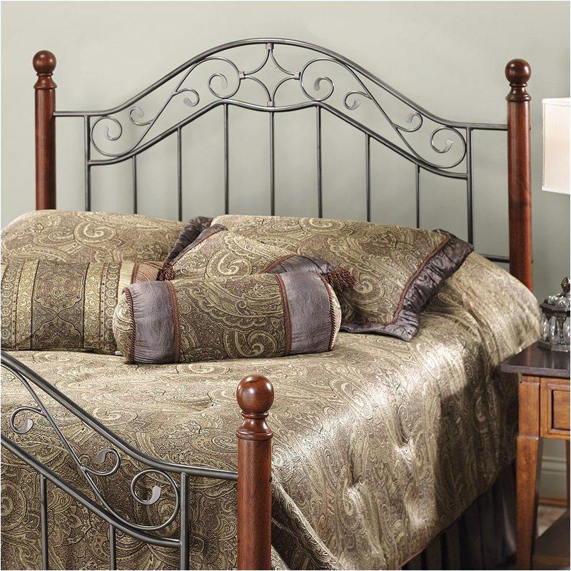 1392 490 hillsdale furniture martino full queen headboard set