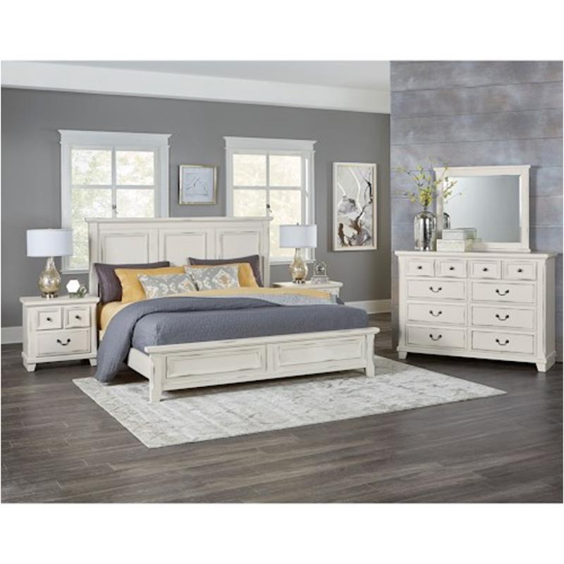 distressed white vaughan bassett furniture