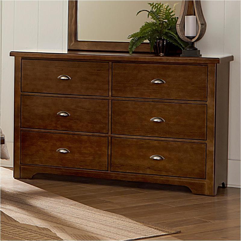 bb79 002 vaughan bassett furniture d day cherry dresser cherry