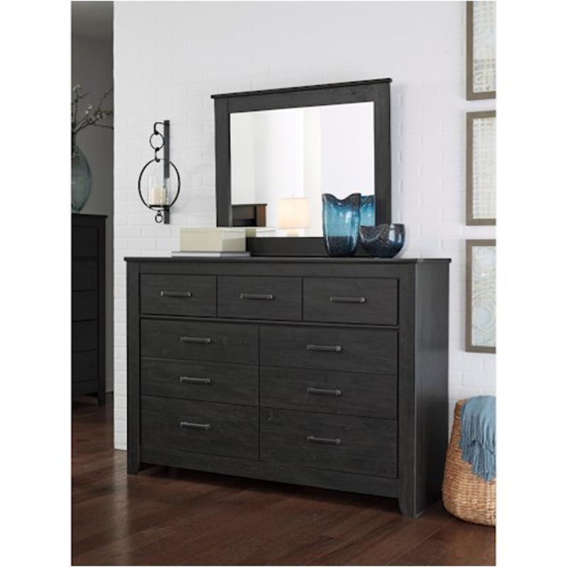 b249 31 ashley furniture brinxton black dresser