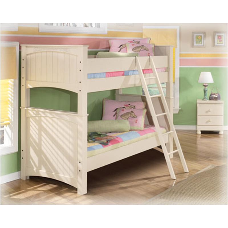 b213 58n ashley furniture b213 twin bunk headboard footboard 2 required