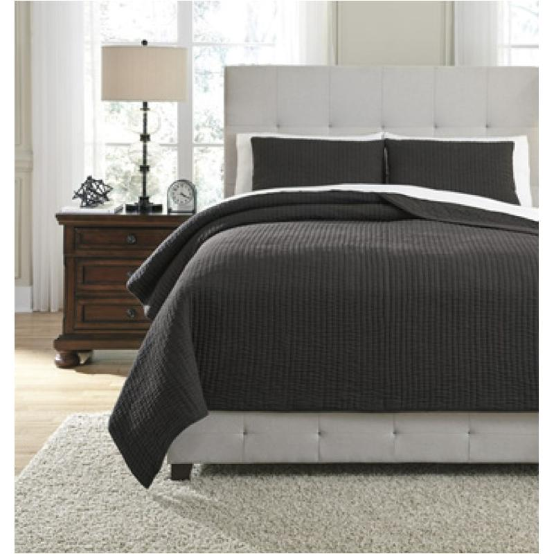 q336003k ashley furniture king coverlet set