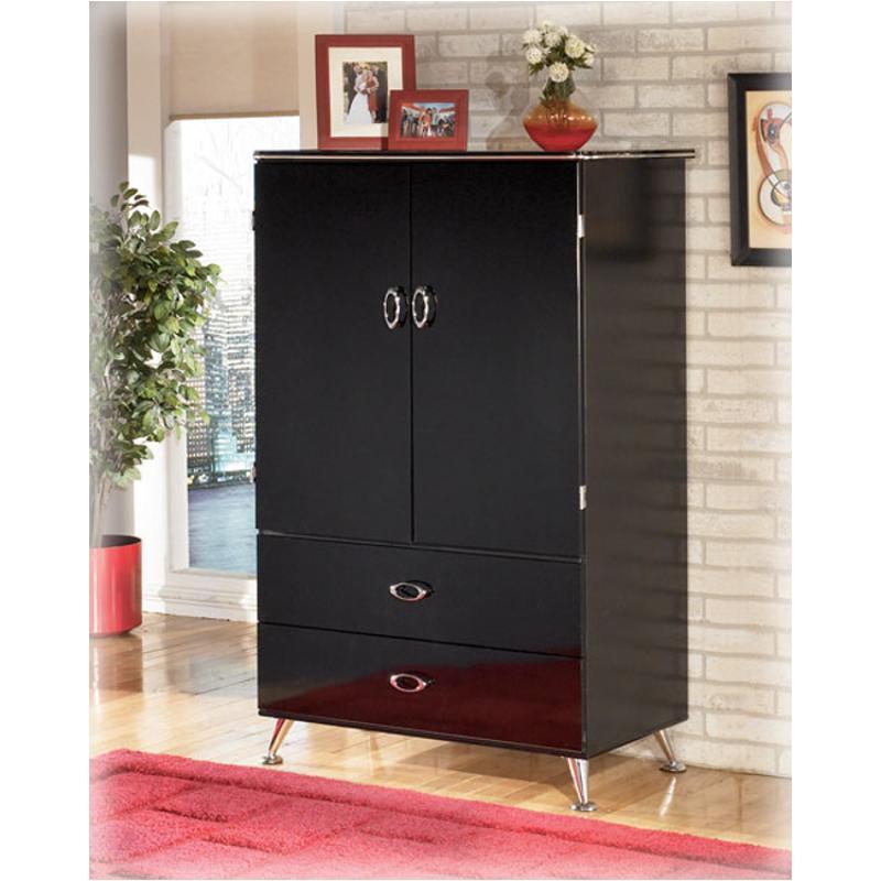 b201 49 ashley furniture matrix armoire