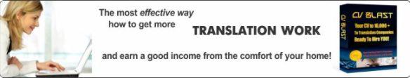 Work at Home Translation Jobs