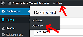 translation-jobs-work-create-new-wordpress-page