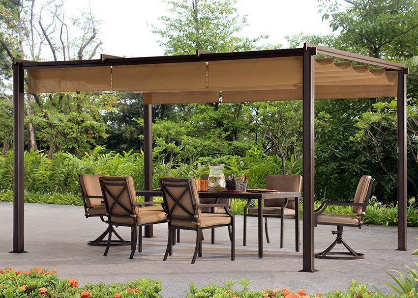10 outdoor patio shade ideas for every