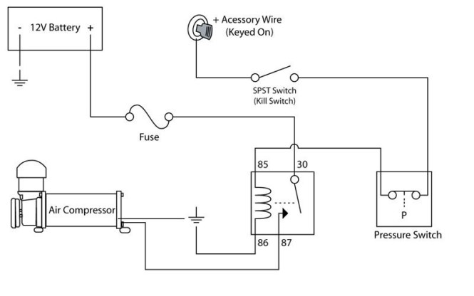 pressure switch wiring diagram pressure image air pressure switch wiring diagram air auto wiring diagram schematic