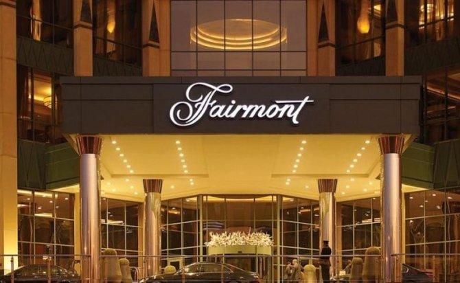 Fairmont ocupă primul loc al topului 5 mondial ale brandurilor hoteliere de lux.