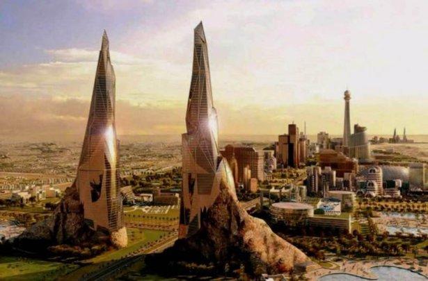Bawadi Project, situat în Dubai.