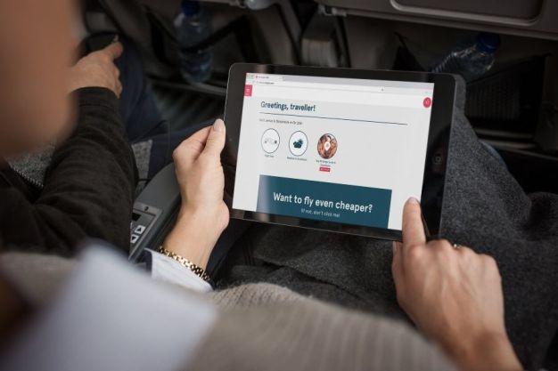 Din 2011, Norwegian oferă WiFi gratuit pe toate rutele sale europene.