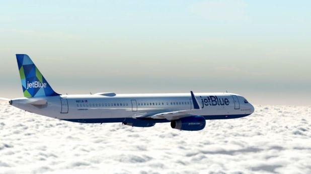 JetBlue a comandat 13 avioane Airbus A321LR.