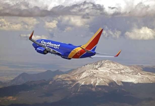 Southwest este compania aeriană cea mai prejudiciată de criza avionului 737 MAX.