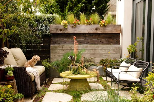 small patio ideas Small Backyard Ideas | How To Make a Small Space Look Bigger