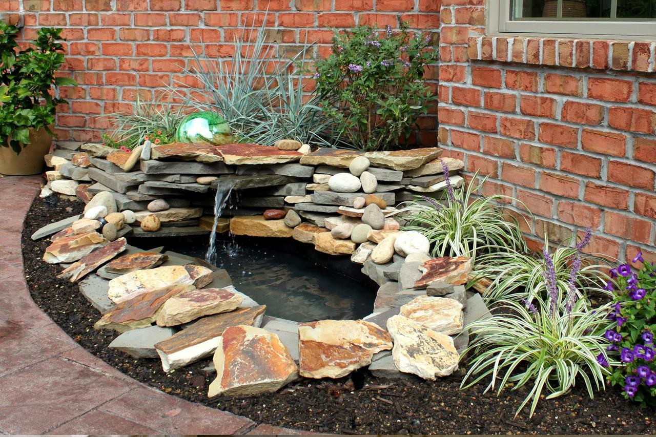 Home DIY Landscaping Ideas | Do It Yourself Landscaping ... on Diy Back Garden Ideas  id=36646