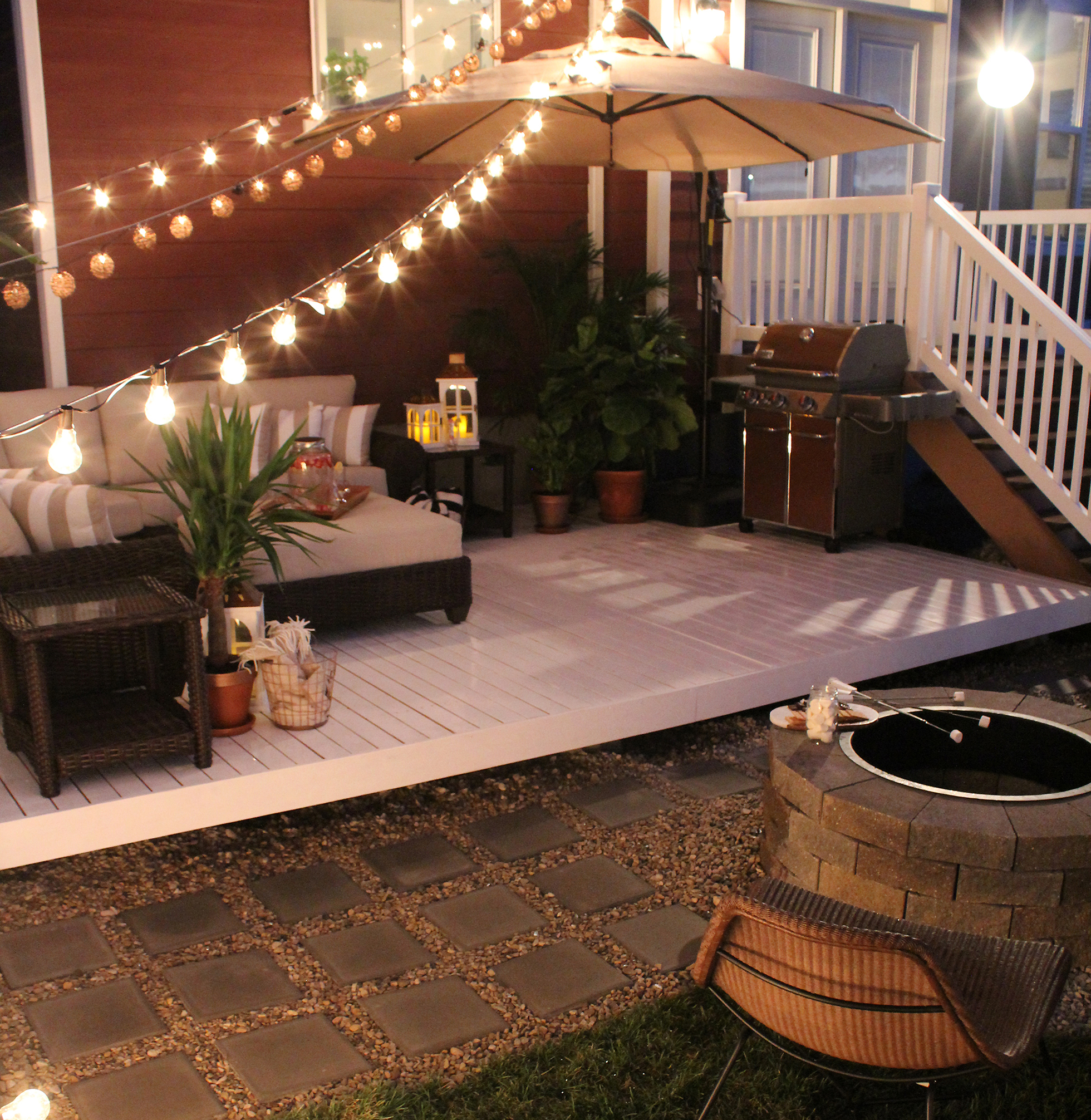 8 Simple And Easy Landscaping Ideas | HouseLogic on Basic Patio Ideas id=73285