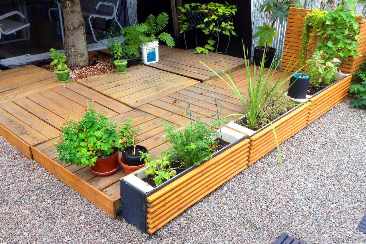 Easy Landscaping Ideas | Low Maintenance Yard Ideas on Low Maintenance Backyard Design  id=32412