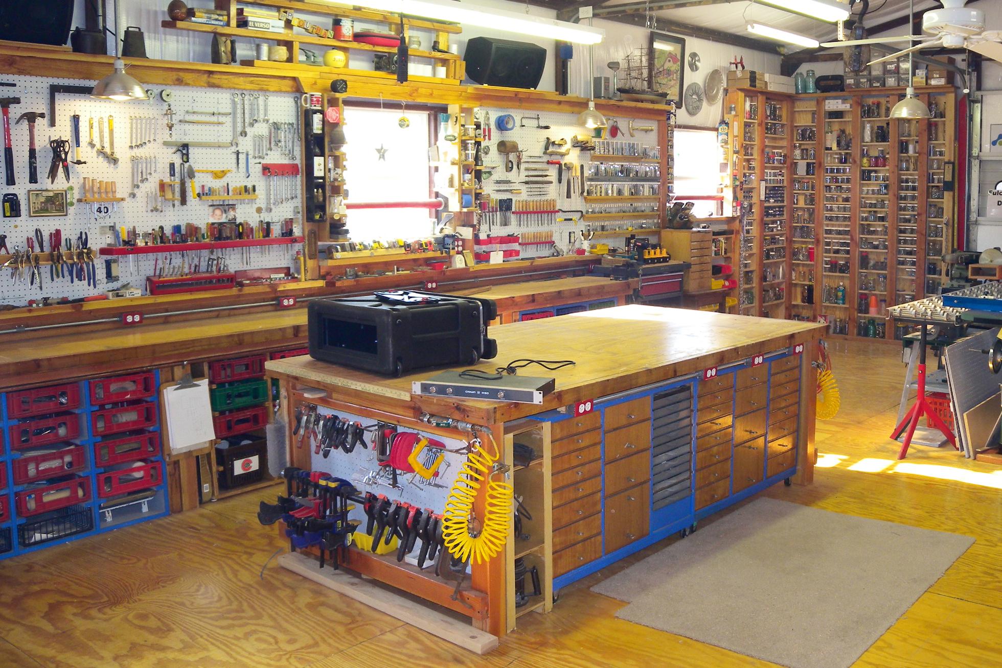 Garage Organization & Storage Ideas   Cool Garage Ideas on Organized Garage  id=25253