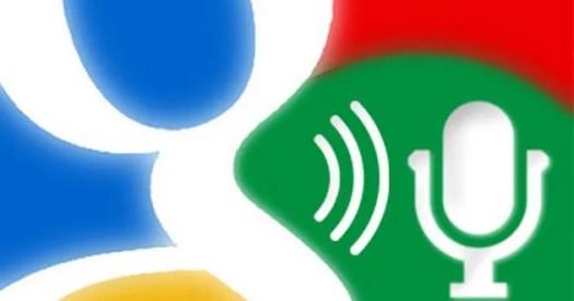 Google Voice Search logo