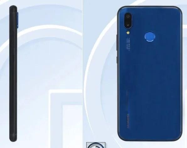Huawei P20 Lite TENAA 1