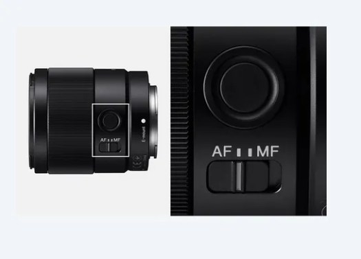Sony FE 35mm focus