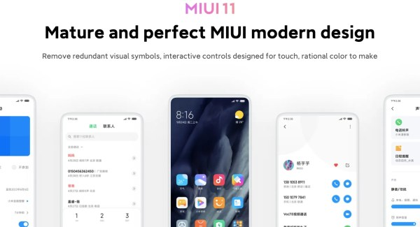Xiaomi MIUI 11 launched in India; rollout will begin ...