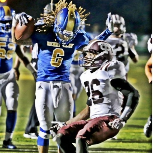 Henry Clay High School vs. John Hardin - Elijah Bell ...