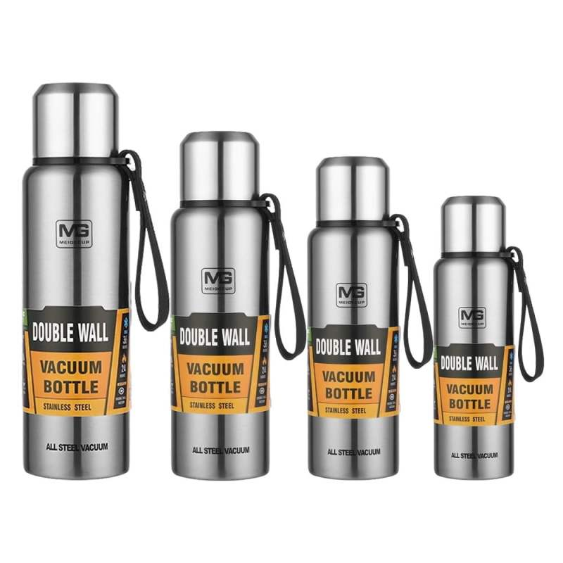 Double Wall Stainless Steel Thermos Flasks
