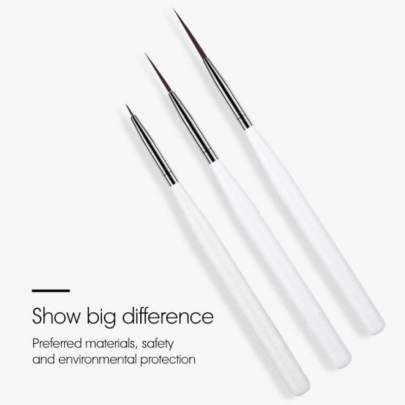 ROHWXY Nail Brush For Manicure Gel