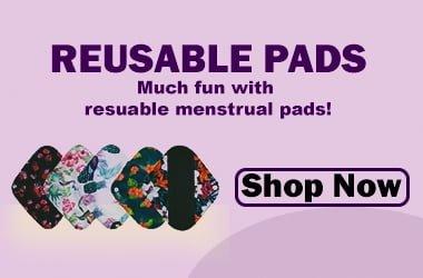 Reusable Menstrual Pads