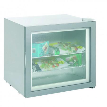 petit congelateur armoire vitre 45 l