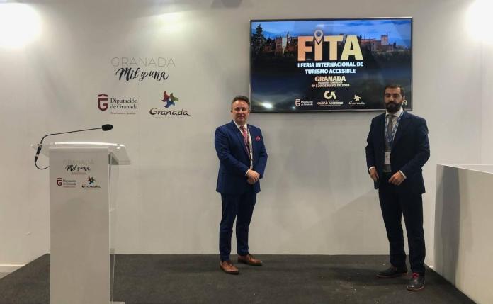 Fitur | Se presenta la 'Feria Internacional de Turismo Accesible', cuya  primera edición será en la ciudad de Granada | Ideal