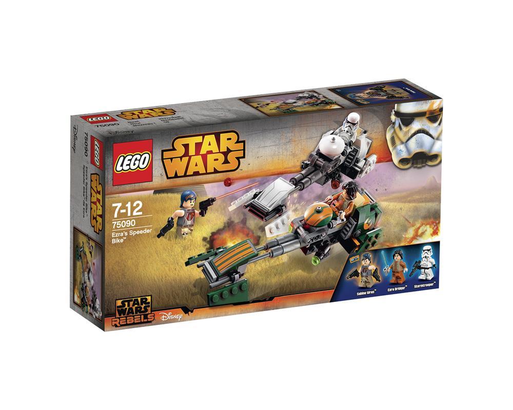 Lego Star Wars 75090 Ezras Speeder Bike Ideespiel
