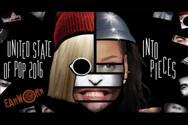 Dj Earworm United States Of Pop 2016