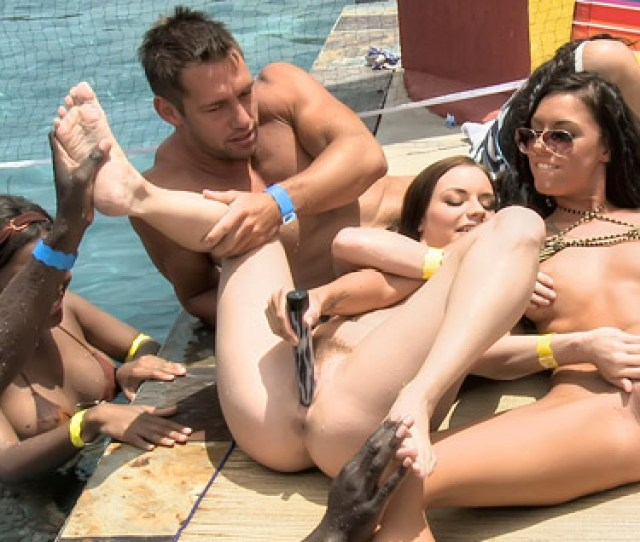 Sex Games Turn Into Group Sex Parties